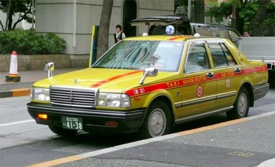 japanese-taxi
